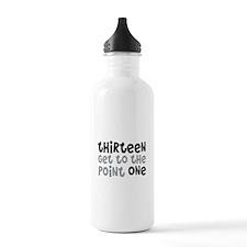 Funny 13.1 Water Bottle