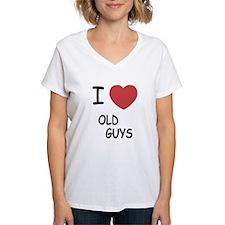 i heart old guys Shirt