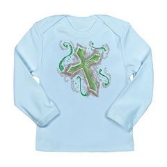 THE CROSS III Long Sleeve Infant T-Shirt
