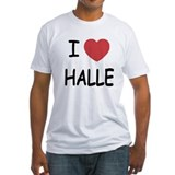 i heart halle Shirt