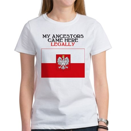 Polish Heritage Women's T-Shirt