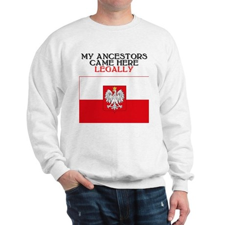 Polish Heritage Sweatshirt