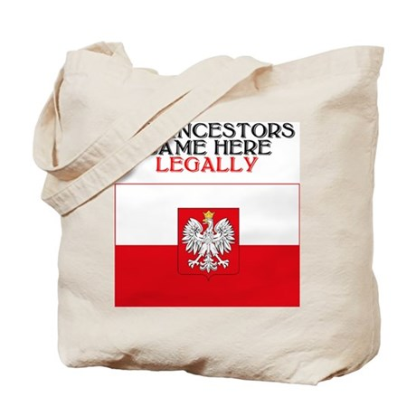Polish Heritage Tote Bag