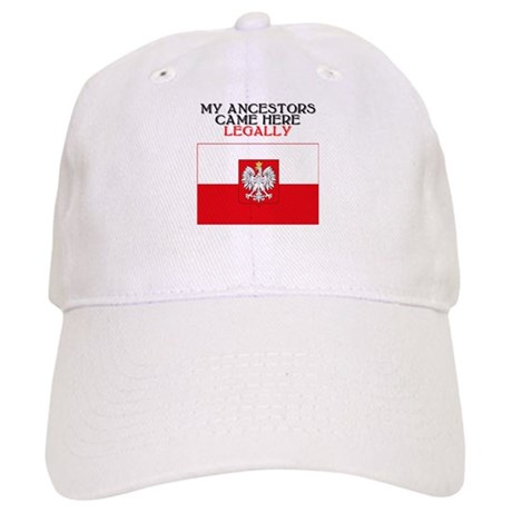 Polish Heritage Cap