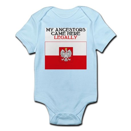 Polish Heritage Infant Creeper