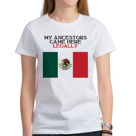 Mexican Heritage Women's T-Shirt