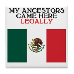 Mexican Heritage Tile Coaster