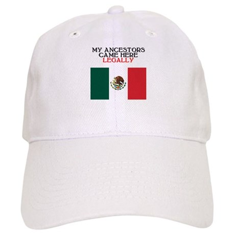 Mexican Heritage Cap