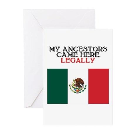 Mexican Heritage Greeting Cards (Pk of 10)