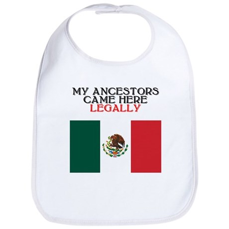 Mexican Heritage Bib