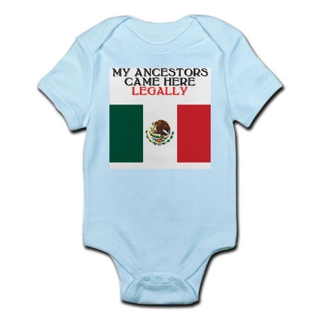 Mexican Heritage Infant Creeper