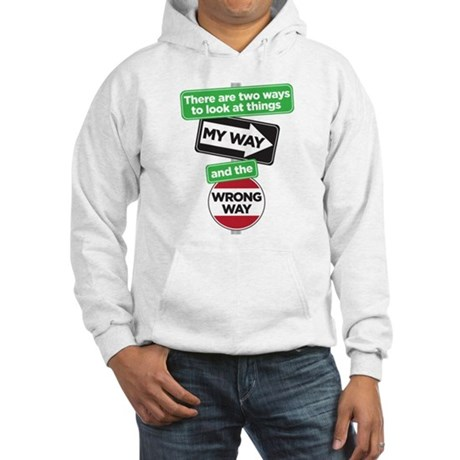 my way Hooded Sweatshirt