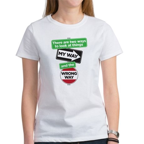 my way Women's T-Shirt