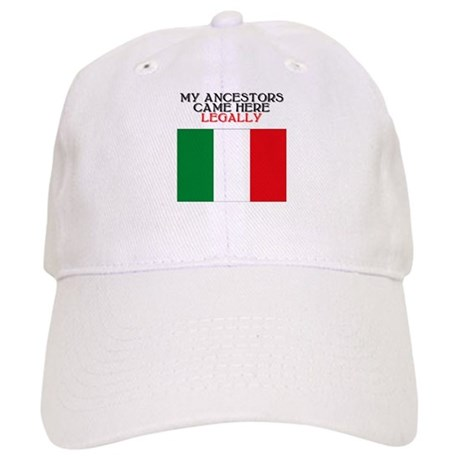 Italian Heritage Cap