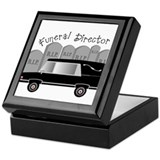 Funeral Director/Mortician Keepsake Box