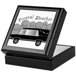 Funeral Director/Mortician Keepsake Box