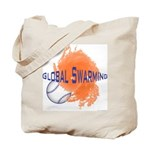 Global Swarming Tote Bag