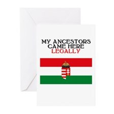 Hungarian Heritage Greeting Cards (Pk of 10)