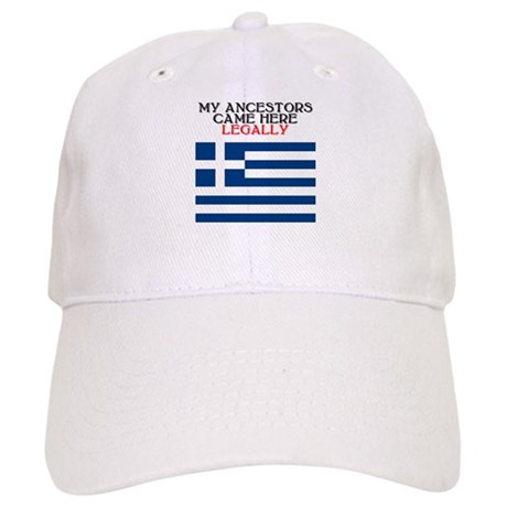 Greek Heritage Cap