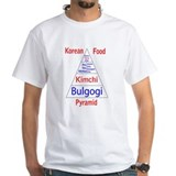 Korean Food Pyramid Shirt