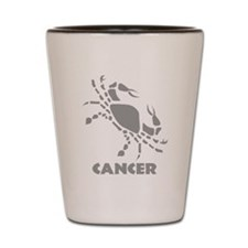 Cancer Shot Glass