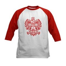 Polish Eagle Emblem Tee