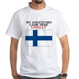 Finnish Heritage Shirt