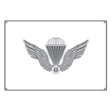 S Korean Jump Wings Banner
