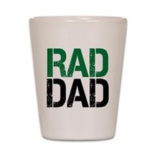 Rad Dad Shot Glass