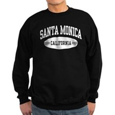 Santa Monica California Sweatshirt