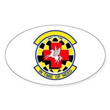 459th Aeromedical Evacuation Oval Decal