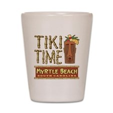Myrtle Beach Tiki Time - Shot Glass