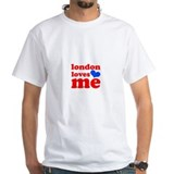 london loves me (red/blue) Shirt