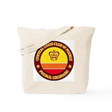 Central Chess Club of Pueblo Tote Bag