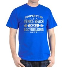 Property Of Venice Beach Bodybuilding T-Shirt