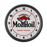 MobilOil Gargoyle Large Wall Clock