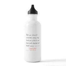 Nietzsche1 Custom Water Bottle