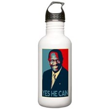 Herman Cain 2012 Water Bottle