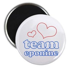 "Team Eponine 2.25"" Magnet (10 pack)"