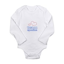 Team Eponine Long Sleeve Infant Bodysuit