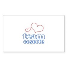 Team Cosette Decal