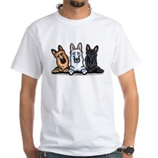German Shepherd Trio Shirt