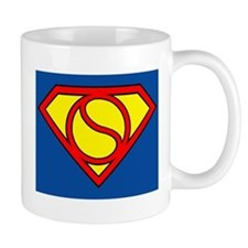 Tennis Superman Mug