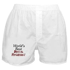 Cute Hygienist Boxer Shorts