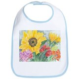 Courtney's Sunflower Bib