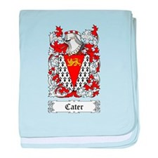 Cater baby blanket