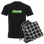 Eco Friendly Men's Dark Pajamas