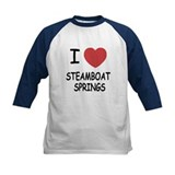 I heart steamboat springs Tee