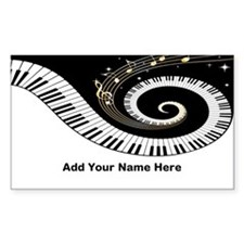 personalized mixed musical no Decal