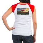 Boomershoot 2006 Women's Cap Sleeve T-Shirt